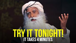 Download Sadhguru - Learn How To Sleep Correctly | TRY IT TONIGHT! Video