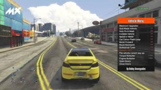 GTA 5/1 26/1 27 | The Phoenix SPRX Mod Menu [FREE] (Jailbreak) [HD