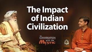 Download The Impact of Indian Civilization - Sanjeev Sanyal with Sadhguru Video