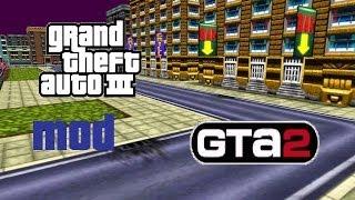 Download GTA3: GTA2 Renderware (GTA2 Map in GTA3) Video