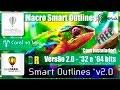 Download CorelDraw X6 end X7 - 32 bits e 64 bits - Smart OutLines 2.0 Video
