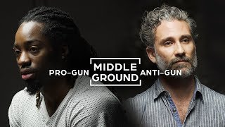 Download Pro-Gun Vs. Anti-Gun: Is There Middle Ground? Video