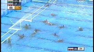 Download Waterpolo - 2004 olympic final last 10 min Video