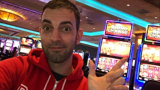 Download 🎰LIVE at the Casino 🎉 $500 into Slot Machines 💯 Brian Christopher Slots Video