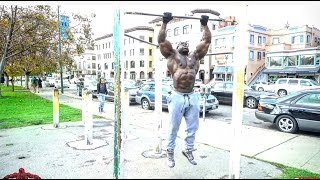 Download Kali Muscle: Muscle Ups {240 LBS} Video