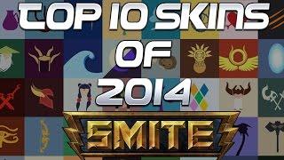 Download SMITE TOP 10 : Skins released in 2014 Video