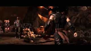 Download Mortal Kombat X: Official Briggs Family Trailer Video