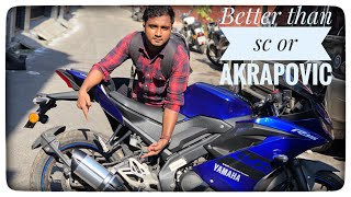R15 V3 modification   cheap and best price   4 SuperLook at Rs 90