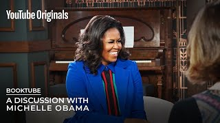 Download BookTube | A Discussion With Michelle Obama Video