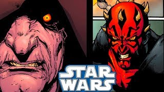 Download Sidious and Maul MEET For the Last Time(CANON) - Star Wars Comics Explained Video