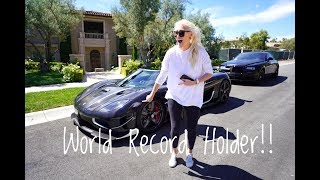 Download WORLD RECORD! The Fastest Production Car | Agera RS Video