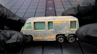 Download Hot Wheels Restoration/Custom : GMC Motor Home Video