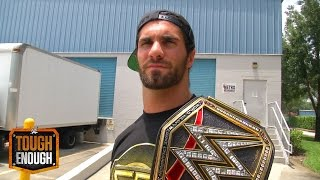 Download Seth Rollins criticizes the contestants' character: WWE Tough Enough Digital Extra, July 7, 2015 Video
