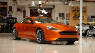 Download 2011 Aston Martin Virage Coupe - Jay Leno's Garage Video