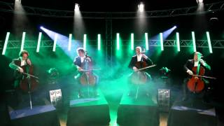 Download 'Pirates of the Caribbean': 'One Day' + 'He's a pirate' quattrocelli cello quartet Video