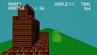 Download Super Mario Bros. (NES Version) | 3D Animation Video