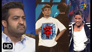 Download Raju   Pradeep   Shoot Out Round   Dhee 10   Grand Finale   18th July 2018   ETV Telugu Video