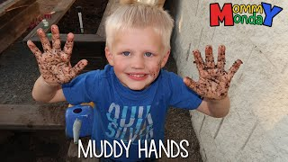 Download Muddy Playtime & Surprise Family Visit || Mommy Monday Video