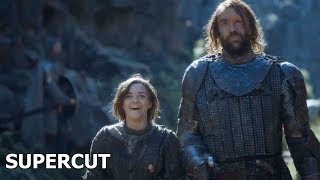 Download Arya and the Hound Being A Comedic Duo Video