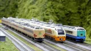Download 【鉄道模型】特急「いなほ」3編成 Video