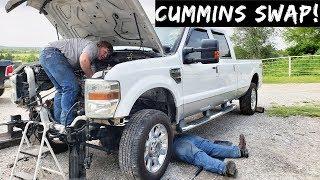 Download $5,000 2010 Ford F350- Cummins Swap 6.4L to 12 valve Cummins Video