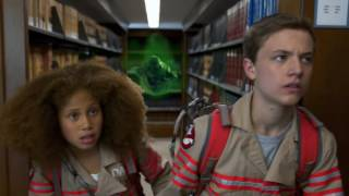 Download Noah Headley in Ghostbusters - Slimer - Nickelodeon Orange Carpet Video
