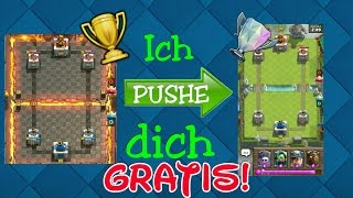 Download Ich pushe euch ! - Clash Royale - Free Video