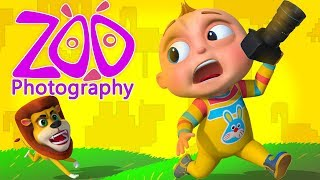 Download TooToo Boy - Zoo Photography Episode | Funny Comedy Show For Kids | Cartoon Animation For Babies Video