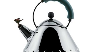 Download How the Alessi Bird Kettle is made - BRANDMADE.TV Video
