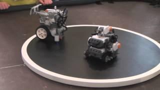 Download Lego sumo 2012 RobotChallenge Video