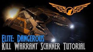 Download Elite: Dangerous - Kill Warrent Scanner Tutorial [ASSIST ON] Video