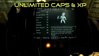 Download Unlimited XP/Caps Glitch | Fallout New Vegas (All Consoles and PC) Video