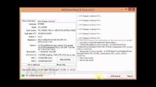 Download NVRAM Backup MT6592 MT6582 MT6589 China Phone with MTK Droid Tools Video