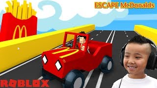 Download ESCAPE McDONALDS Roblox Fun Gameplay CKN Gaming Video