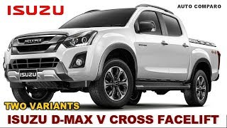 Download PRICE REVEALED ! 2018 ISUZU D-MAX V CROSS TO LAUNCH NEXT MONTH Video