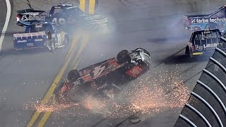 Download Top 10 NASCAR Truck Series Crashes of 2016 Video