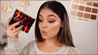 Download NEW TARTE TARTELETTE TOASTED PALETTE | First Impressions + TUTORIAL | Blissfulbrii Video