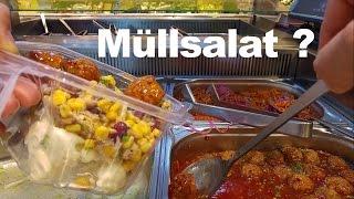 Download Heute zu Mittag: Müllsalat aus dem Supermarkt. Muss das so sein ? Video
