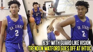 Download #1 SF IN THE COUNTRY!! Trendon Watford Is Ready To Take The EYBL BY STORM!!! #IHTOC Video