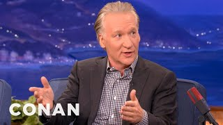 Download Bill Maher: Obama Is NOT The First Gay President - CONAN on TBS Video