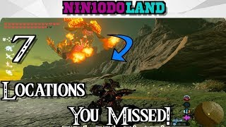 Download 7 Cool Locations You *MISSED* In Breath of the Wild!!! [Part 3] (Fan Favorites) Video