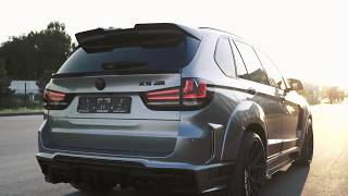 Download BMW X5M by Renegade design limited edition 1 / 100 Video