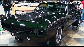 Download 1969 Camaro ″Infused″ Great Eight Winner Detroit Autorama 2015 Video