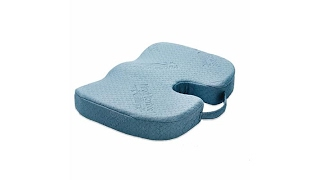 Download Miracle Bamboo Deluxe Seat Cushion Video