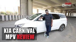 Download Kia Carnival MPV | The Kranti Sambhav Review | Can we really compare Carnival with Innova Crysta? Video
