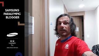 Download Fisioterapeuta equipo español | Víctor González | Samsung Paralympic Blogger Video