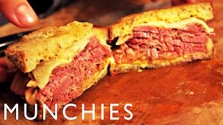 Download How to Make a Kimchi Corned Beef Reuben Video