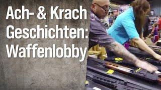Download Die Sendung mit dem Klaus: Waffenlobby in den USA | extra 3 | NDR Video