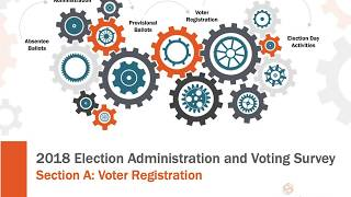 Download A Closer Look: 2018 EAVS Section A - Voter Registration Video