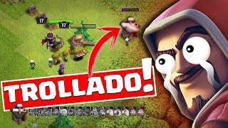 Download CABANA TROLL MISERÁVI!! CAI NA TROLLAGEM MAIS ANTIGA DO CLASH OF CLANS   RECUPERANDO CV10 #28 Video